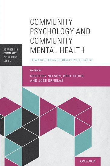 bokomslag Community Psychology and Community Mental Health