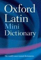 bokomslag The Oxford Latin Mini Dictionary