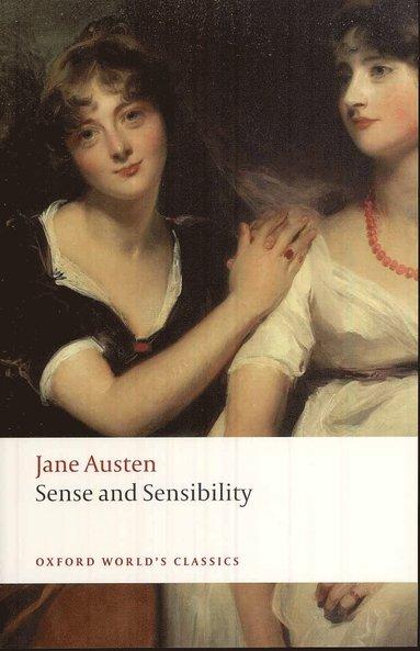 bokomslag Sense and sensibility