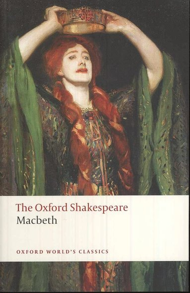 bokomslag Tragedy of macbeth: the oxford shakespeare