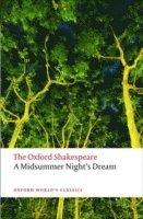 bokomslag Midsummer nights dream: the oxford shakespeare