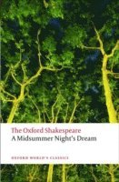 bokomslag Midsummer nights dream: the oxford shakespeare
