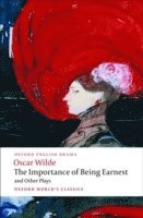 bokomslag The Importance of Being Earnest and Other Plays: Lady Windermere's Fan; Salome; A Woman of No Importance; An Ideal Husband; The Importance of Being Earnest