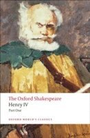bokomslag Henry IV, Part I: The Oxford Shakespeare