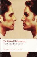 bokomslag The Comedy of Errors: The Oxford Shakespeare