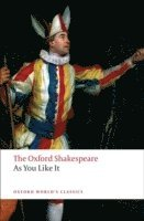 bokomslag As You Like It: The Oxford Shakespeare