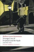 bokomslag Strange case of dr jekyll and mr hyde and other tales