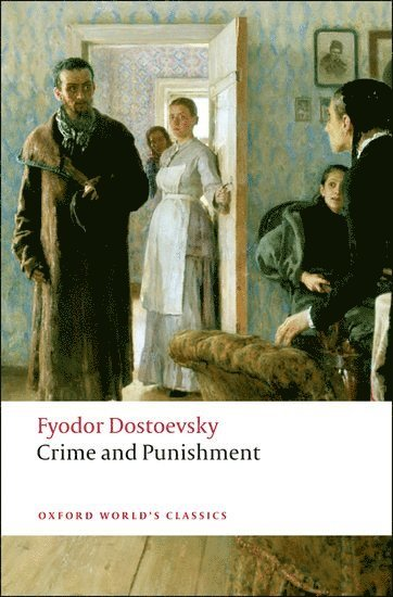 bokomslag Crime and Punishment