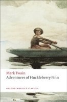 bokomslag Adventures of huckleberry finn