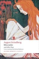 bokomslag Miss Julie and Other Plays
