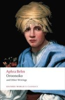 bokomslag Oroonoko and Other Writings