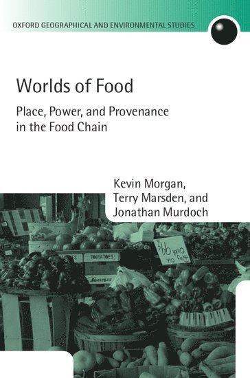 bokomslag Worlds of Food