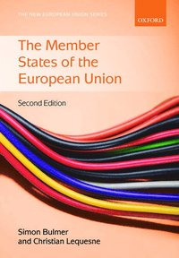 bokomslag The Member States of the European Union