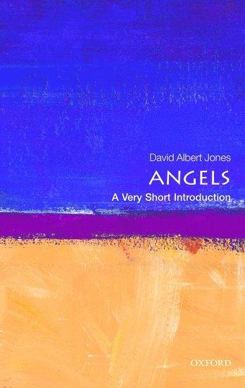 bokomslag Angels: A Very Short Introduction