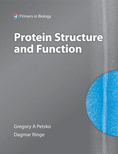 bokomslag Protein Structure and Function