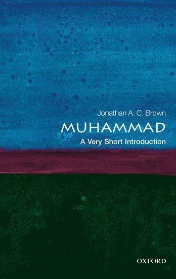 bokomslag Muhammad: a very short introduction