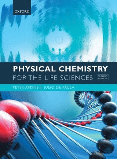 bokomslag Physical Chemistry for the Life Sciences
