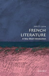 bokomslag French literature: a very short introduction