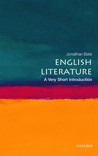 bokomslag English literature: a very short introduction
