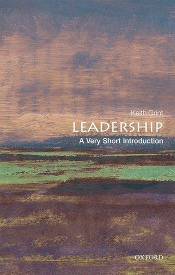 bokomslag Leadership: A Very Short Introduction
