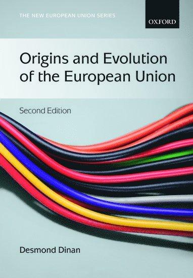 bokomslag Origins and Evolution of the European Union