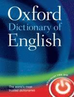 bokomslag Oxford Dictionary of English