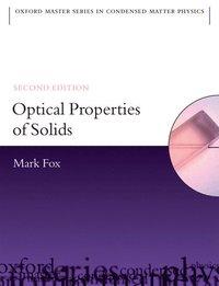 bokomslag Optical Properties of Solids