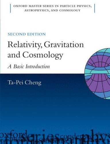 bokomslag Relativity, Gravitation and Cosmology: A Basic Introduction