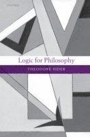 bokomslag Logic for Philosophy