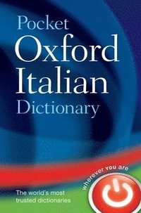 bokomslag Pocket Oxford Italian Dictionary
