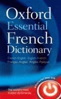 bokomslag Oxford Essential French Dictionary
