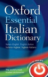 bokomslag Oxford Essential Italian Dictionary