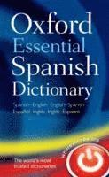 bokomslag Oxford Essential Spanish Dictionary