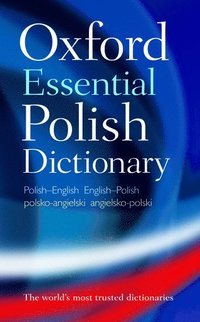 bokomslag Oxford Essential Polish Dictionary
