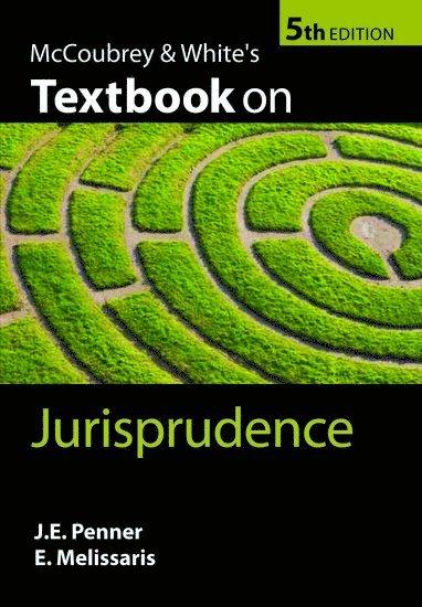 bokomslag McCoubrey & White's Textbook on Jurisprudence