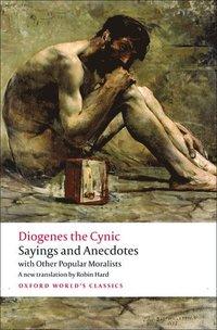 bokomslag Sayings and Anecdotes