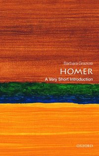 bokomslag Homer: A Very Short Introduction