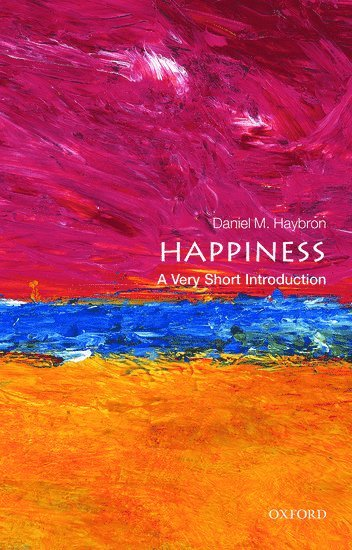 bokomslag Happiness : A Very Short Introductions