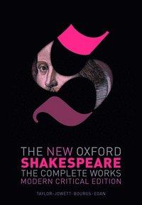 bokomslag The New Oxford Shakespeare: Modern Critical Edition