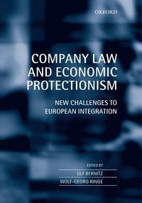 bokomslag Company Law and Economic Protectionism