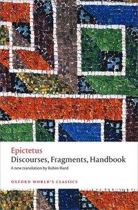 bokomslag Discourses, Fragments, Handbook