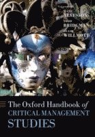 bokomslag The Oxford Handbook of Critical Management Studies