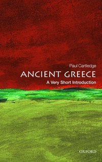 bokomslag Ancient Greece: A Very Short Introduction