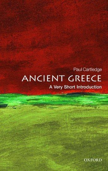 bokomslag Ancient Greece: A Very Short Introduction