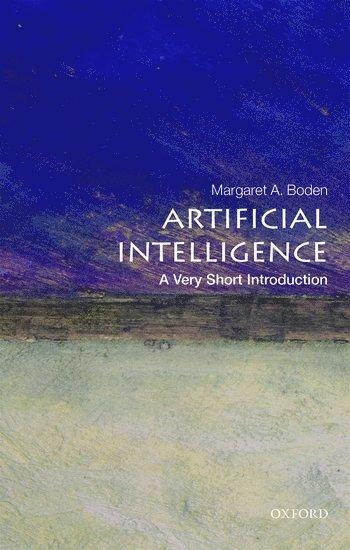 bokomslag Artificial Intelligence: A Very Short Introduction