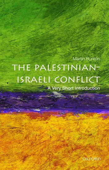 bokomslag The Palestinian-Israeli Conflict: A Very Short Introduction