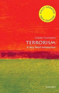 bokomslag Terrorism: A Very Short Introduction