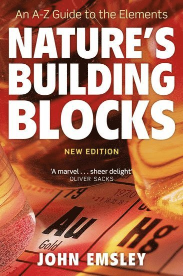 bokomslag Nature's Building Blocks: An A-Z Guide to the Elements