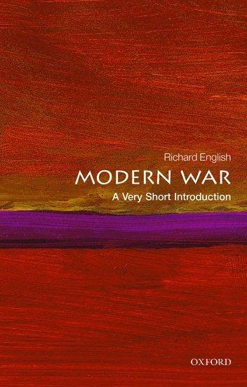 bokomslag Modern War: A Very Short Introduction