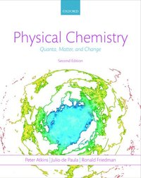 bokomslag Physical Chemistry: Quanta, Matter, and Change